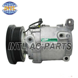 Image Is Loading New Car Ac Compressor And Clutch For Chevrolet