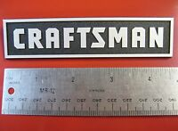 Sears Craftsman Tool Box Badge,small: Chest/cabinet,emblem,decal,sticker,logo