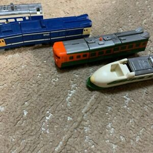 Only good products Diaclone Train Robo Set Collections