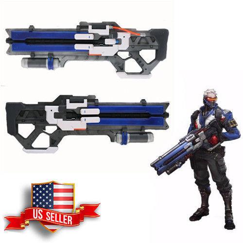US Overwatch Soldier 76 Custom 30
