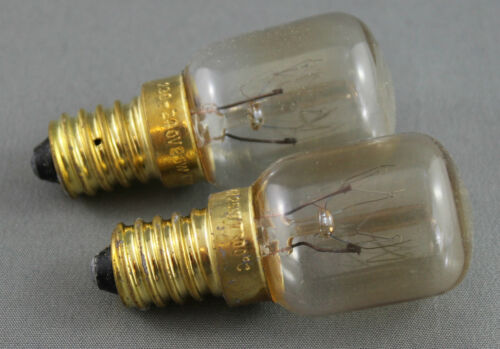 Damani D/'Amani Oven Lamp Light Bulb Globe DGEUC9CAVSS DGEUC9SS DGEUCCP9SS