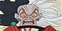Cruella Deville Photo License Plate