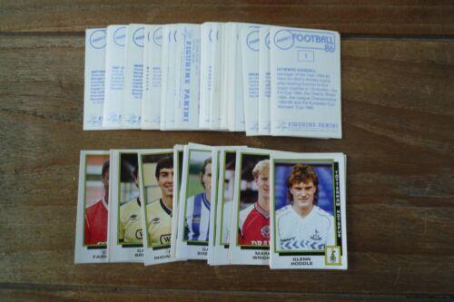 PANINI FOOTBALL 86 stickers-très bon état! Royaume-Uni Ligues-choisir les autocollants que vous avez besoin!