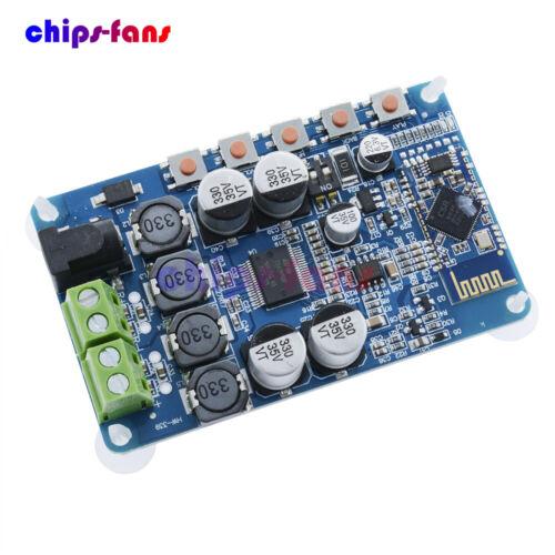 2x25W//50W TDA7492P Wireless Bluetooth 4.0//V2.1 Receiver Power Amplifier Board