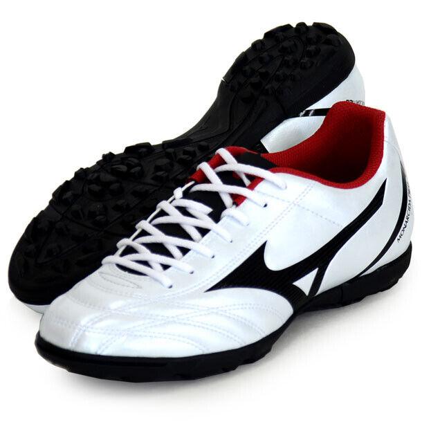Mizuno Japón monarcida Neo seleccionar como zapatos de fútbol de césped P1GD1925 blancoo