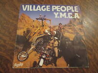 45 tours village people Y.M.C.A.