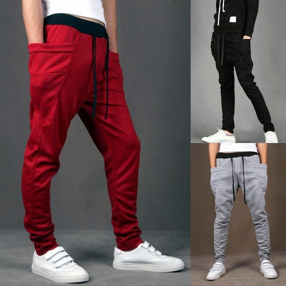 Baggy Sweatpants For Girls MEN Women CASUAL JOGGE...