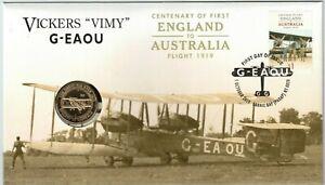 2019-Australia-PNC-Centenary-England-to-Australia-Flight-Vickers-034-VIMY-034-G-EAOU