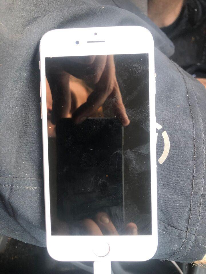 iPhone 6, 128 GB, hvid