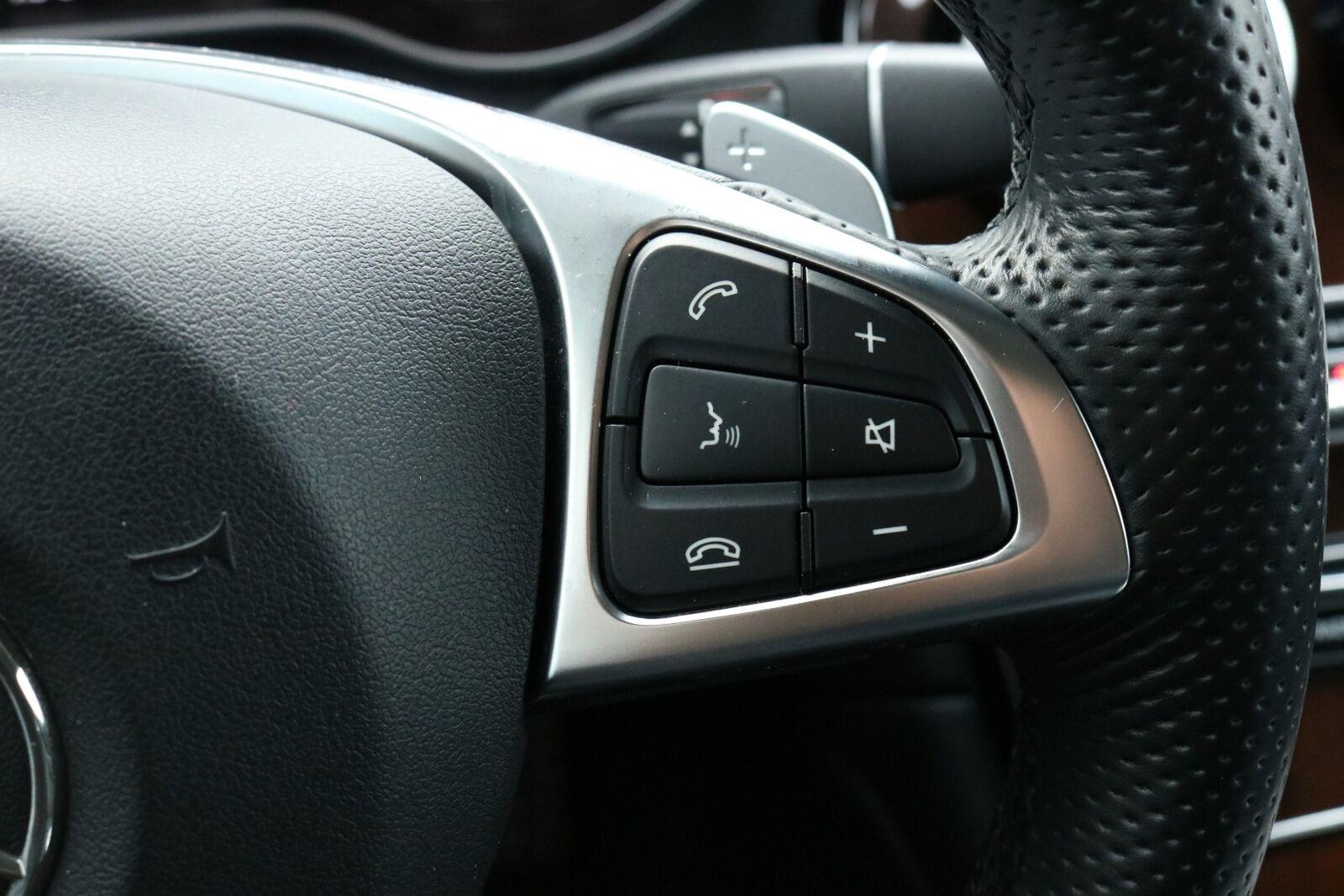 Mercedes GLC220 d AMG Line aut. 4-M