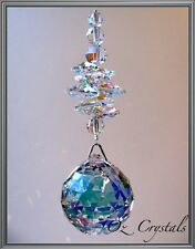 Suncatcher Made With 50mm Swarovski Crystal AB Ball - Substantial Gift Idea