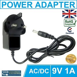 Fine Details About To Fit Xrocker X Rocker Gaming Chair Power Adapter Plug Uk Mains 3Pin 9V 1A Ac Machost Co Dining Chair Design Ideas Machostcouk