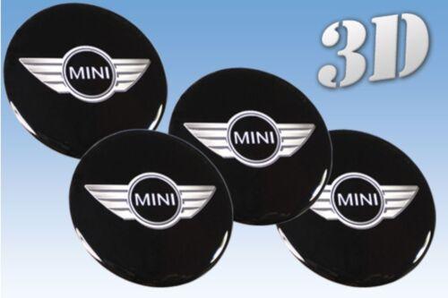 Rad Aufkleber Mini 4x53mm Nachahmung alle Größe Mitte Gap Logo-Badge