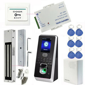 multibio 800 time attendance control system kits 600lbs electric