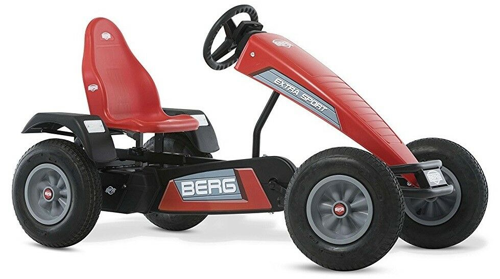 Berg  Extra Sport BFR Classic Kids Pedal Car Go Kart Red 5+ Years NEW  100% brand new with original quality