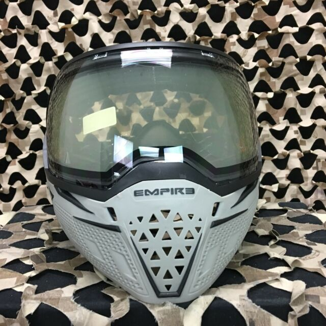 09 Empire Event Zn Goggle Thermal Paintball Mask Grey For Sale Online Ebay