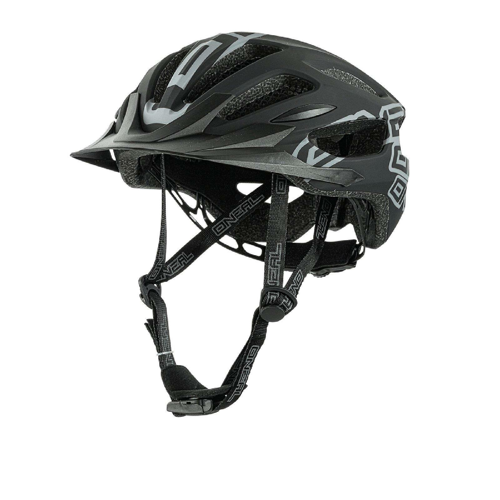 ONeal Q RL Helm MTB black Matt All Mountain Bike Enduro Fahrrad Trail Freerid