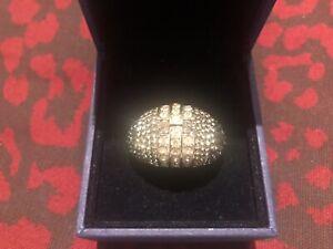 Genuine-Swarovski-Ring