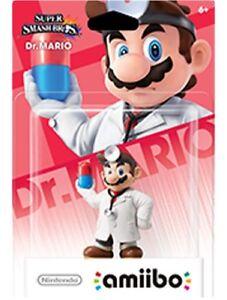 amiibo-Smash-Dr-Mario-42-Figur-Neu-amp-OVP