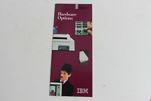 IBM-PERSONAL-COMPUTERS-HARDWARE-OPTIONS-BROCHURE-20-PAGES-59X7208