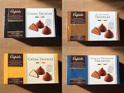Christbaumkugeln Cappuccino.Cupido Chocolade Truffles Cocoa Cappuccino Creme Champagne Geschmack Schokolade Ebay