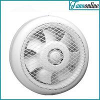 Hcm Window Exhaust Fan | Bathroom Or Kitchen Ventilation Fan