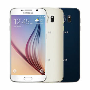 Samsung-Galaxy-S6-SM-G920F-32GB-4G-Black-White-Gold-Unlocked-Android-Smartphone