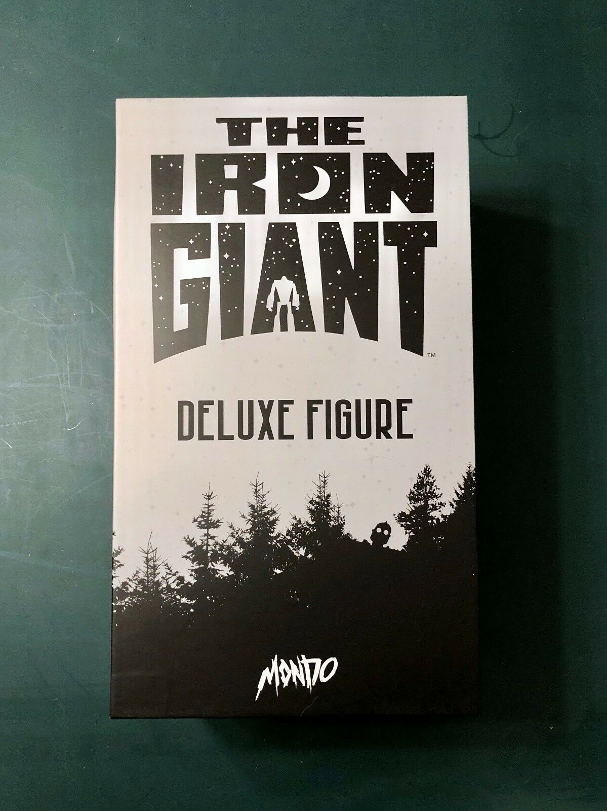 Mondo Iron Giant Deluxe Figure MINT Condition — NEW LOWER PRICE