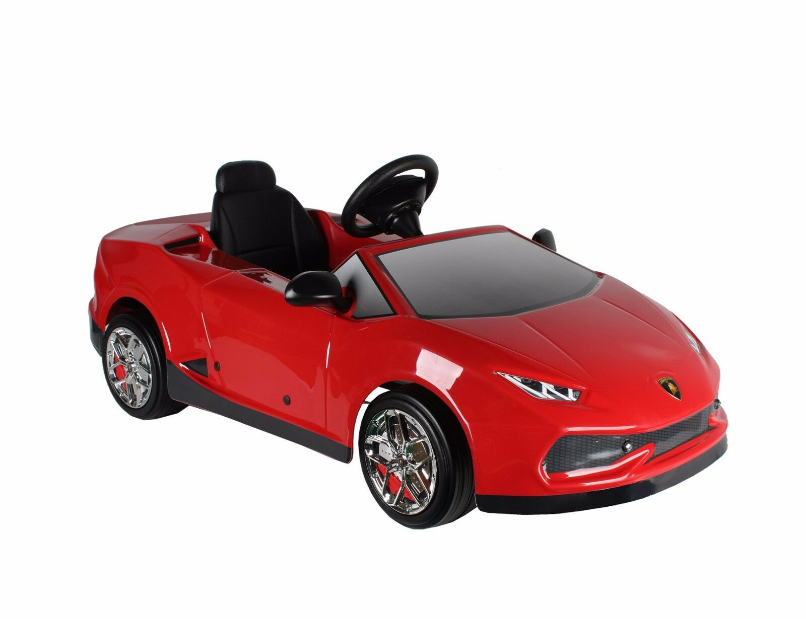 Licensed Lamborghini Lamborghini Lamborghini Huracan Kids Ride on Powered Car-Red, Made In  28e80e