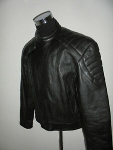 vintage-AKITO-Motorradjacke-Lederjacke-80s-motorcycle-leather-80-s-jacket-58-XL