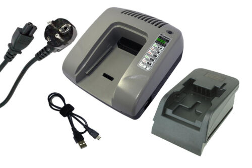 18V Ladegerät für Black /& Decker A1118L A1518L LB018-OPE 1 Jahr Garantie