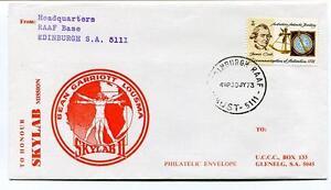 1973 Skylab 2 Mission Bean Garriott Lousma Edinburgh Raaf Base Glenelg Antarctic