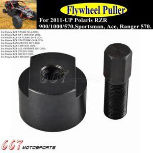 50mm 1.5 Flywheel Puller Impact Grade For Polaris RZR 570 S Ranger Sportman ACE