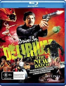 Drive-In-Delirium-The-New-Batch-New-Blu-ray-Australia-Import