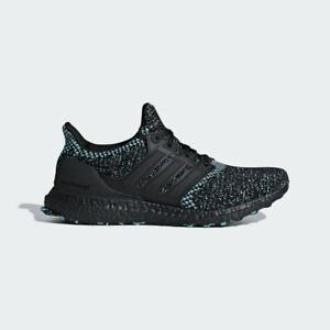 online retailer d73f6 3a51f Details about Adidas Ultra Boost 4.0 Black/True Green EE3733 Men's Running  Sneaker MULTIPLE SZ