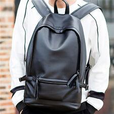 Buy Men S Vintage Leather Backpack Rucksack Bag Laptop Casual Travel