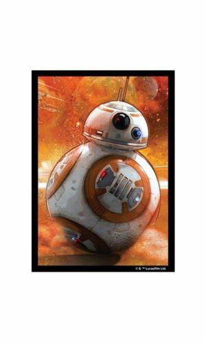 ST BB-8 Art Card TCG Sleeves Star Wars the Force Awakens New /& Sealed Standard