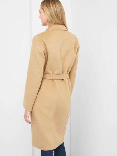 classique M Nwt marine laine Dark Manteau taille Night Gap en PpfnxE