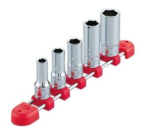 Ktc-3-8-Pulgadas-Semi-Deep-Enchufe-5PCS-Set-8-10-12-14-17mm-TB3M05