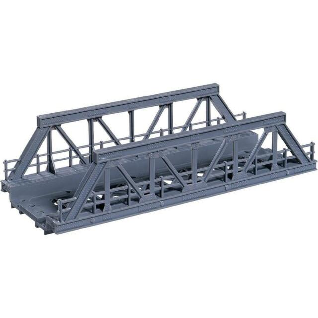 NOCH HO scale ~ SHORT GIRDER BRIDGE ~ PLASTIC KITSET #21330 suit model train