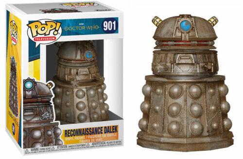 Figurine  FUNKO POP Doctor Who Reconnaissance Dalek Neuf Boîte