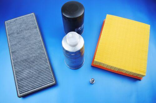 Jeu de filtres Filtre set inspection paquet AUDI a4 8d b5 vw passat 3b 1.9tdi Diesel