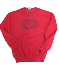 2X Large   NEW Dr Pepper Ladies Microfleece Pullover  1//2 Zip-Up