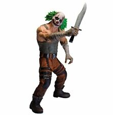 DC Collectibles Batman: Arkham City: Series 3 Clown Thug with Knife, NEW by DC!