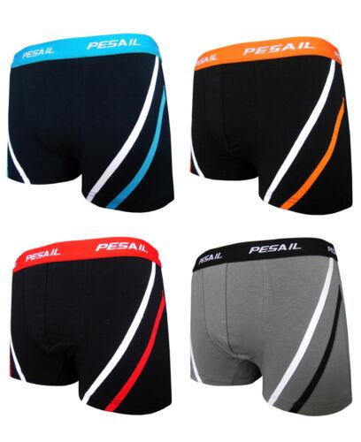 XL-XXXL retroshorts shorts calzoncillos de ropa interior L 8 unidades Pesail boxers S