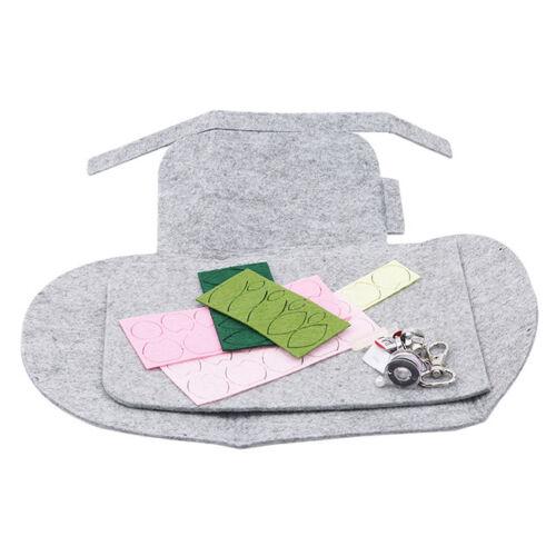 Children Diy Sewing Bag Kids Art Craft Materials Handmade Package LH