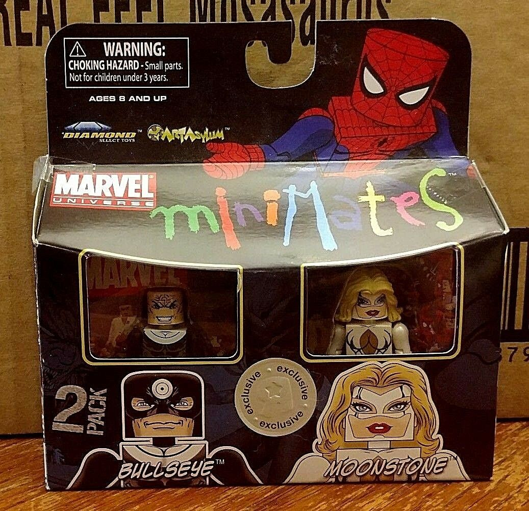 Marvel Minimates Bullseye Moonstone TRU Wave 3 Exclusive