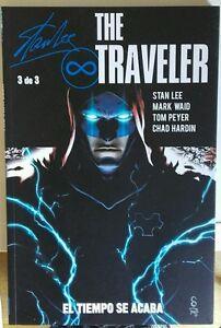 The-Traveler-3-El-Tiempo-Se-Acaba-Stan-Lee-Panini-Comic