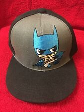 Lot Of 2 Limited Edition Dc Embroidered Batman Six Flags Texas Snapback Cap Hat
