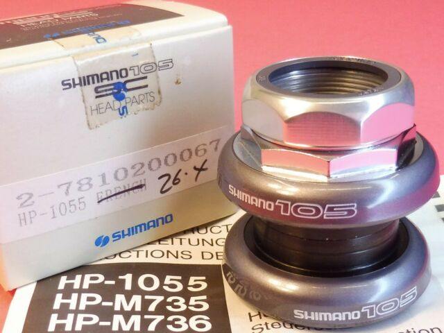 "Shimano 1055-1/""  Threaded  headset NOS L/'eroica"